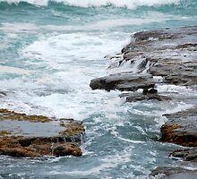 Angry Ocean by Lauren Waters