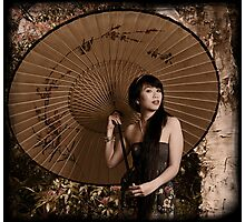 Oriental charmer Photographic Print