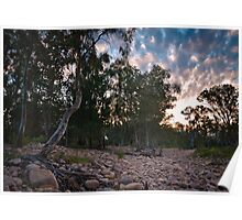 Mambray Creek Bed Poster