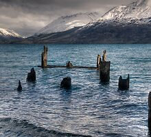 Glenorchy Pier by Andrew Dickman