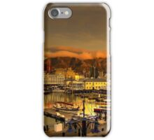 Cape Town Waterfront iPhone Case/Skin