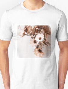 Flowers Art Poster T-Shirt
