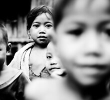 Lao Children by aitor314