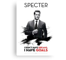Awesome Series - Specter Canvas Print