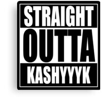 Straight OUTTA Kashyyyk Canvas Print