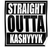 Straight OUTTA Kashyyyk Poster