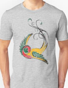 Scribbly Swallow T-Shirt