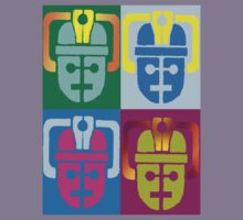 March of the Warhol Cybermen by redcow