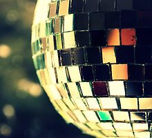 The old disco ball. by pollyorange