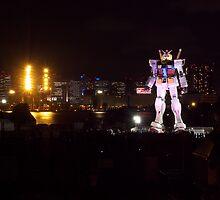 Life Size Gundam  by bungalogic