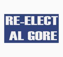 RE-ELECT AL GORE by lovecooks
