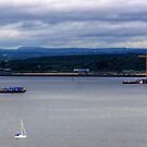 New Forth Crossing - 17 May 2014 by Tom Gomez