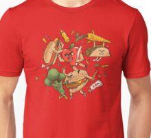 Tasty Showdown Unisex T-Shirt
