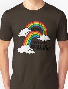 Double Rainbow - OMG T-Shirt
