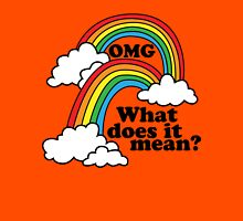 Double Rainbow - OMG Unisex T-Shirt