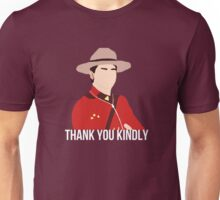 its not a bad shirt its just Canadian Unisex T-Shirt