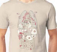 Kroppen Unisex T-Shirt