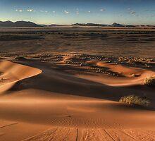 Sand Dune Sunrise by Scott Carr