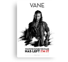 Awesome Series - Vane Canvas Print