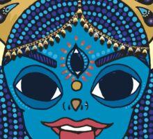 Hindu Goddess Kali Sticker