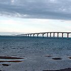 Confederation Bridge by Mark Prior