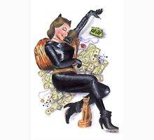 Batman 66 Catwoman Julie Newmar Pin-up Unisex T-Shirt