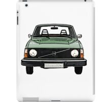 Volvo 244 iPad Case/Skin