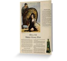Advertisements Photoplay Magazine July through December 1921 0088 Plamolive Greeting Card