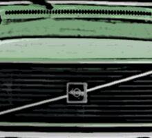 Volvo 244 Sticker