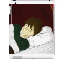 Sleeping Remus Lupin iPad Case/Skin