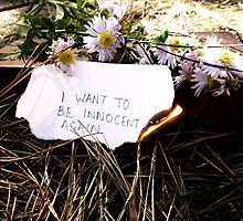I Want To Be Innocent Again... by Fuschia
