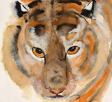 YEAR OF THE TIGER by Heidi Mooney-Hill