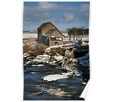 Dale Mill, Caithness Poster