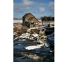 Dale Mill, Caithness Photographic Print