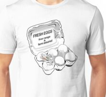 Fee range eggs Unisex T-Shirt