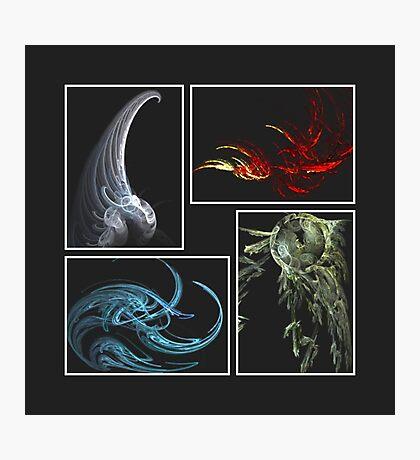 Elemental III Photographic Print