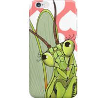 Insect's Love  iPhone Case/Skin