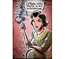 Audrey Horne, Twin Peaks, Art, David Lynch, Sherilyn Fenn, Fire Walk With Me, Movie, Poster, weird, tv, show, joe badon, avant-garde Photographic Print