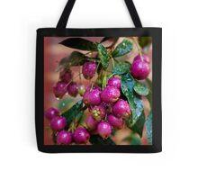 Berry Pink.... Tote Bag