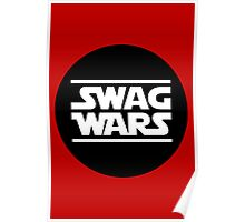 SWAG Wars Poster