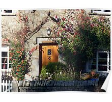 *Clematis Cottage* Poster
