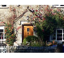 *Clematis Cottage* Photographic Print