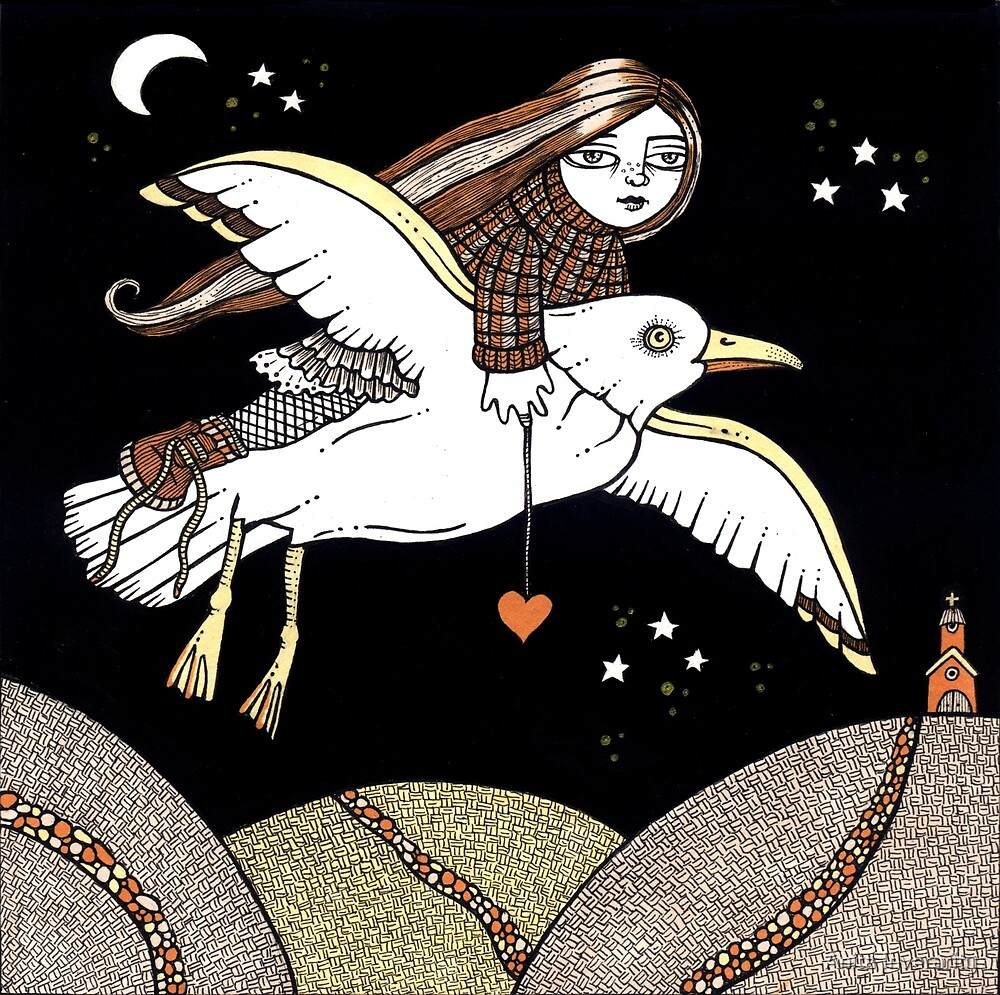 Frannie's Flight of Fancy by Anita Inverarity