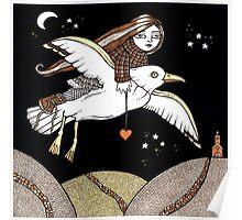 Frannie's Flight of Fancy Poster