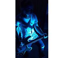Slappin Da Bass Photographic Print