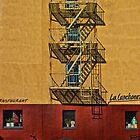 La Lunchonette by Chris Lord