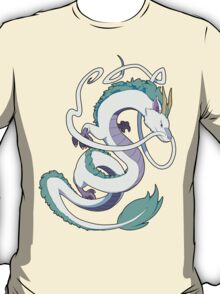 Studio Ghibli - Spirited Away - Haku (Dragon) T-Shirt