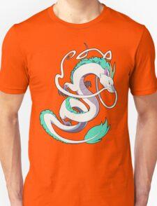 Studio Ghibli - Spirited Away - Haku (Dragon) T-Shirt