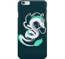 Studio Ghibli - Spirited Away - Haku (Dragon) iPhone Case/Skin