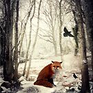 On a Winter's Day by secondnatureart